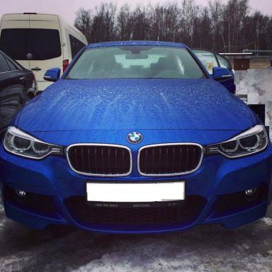 BMW 3-Series 2014 отзыв автора | Дата публикации 21.03.2015.