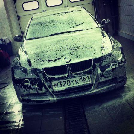 BMW 3-Series 2008 - отзыв владельца