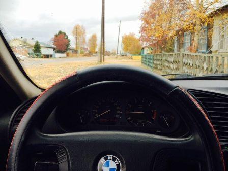 BMW 3-Series 1991 - отзыв владельца