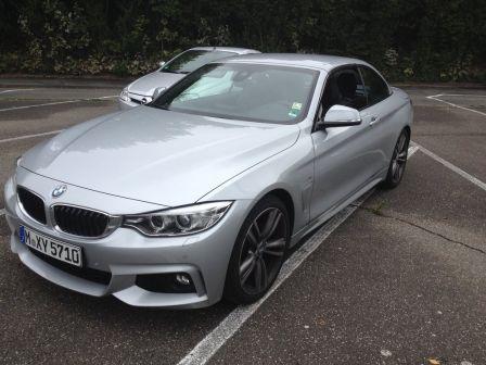 BMW 4-Series 2014 - отзыв владельца