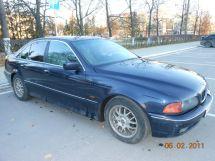 BMW 5-Series, 1998