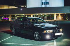 BMW 5-Series, 2001