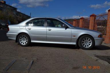 BMW 5-Series 2001 отзыв автора | Дата публикации 01.10.2013.