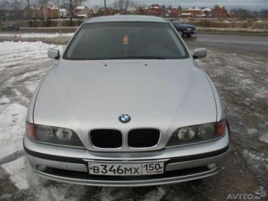 BMW 5-Series 1999 отзыв автора | Дата публикации 07.10.2013.