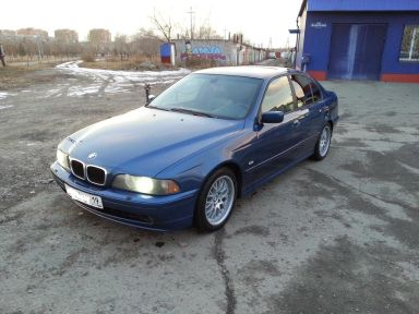 BMW 5-Series 2000 отзыв автора | Дата публикации 27.11.2013.