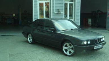 BMW 5-Series, 1993