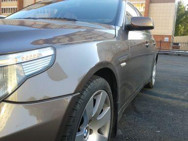 BMW 5-Series, 2004