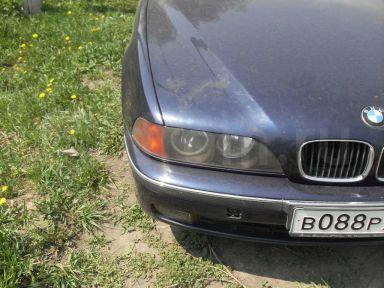 BMW 5-Series 2001 отзыв автора | Дата публикации 24.10.2014.