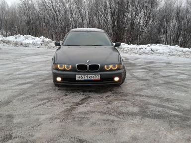 BMW 5-Series 2002 отзыв автора | Дата публикации 31.10.2014.