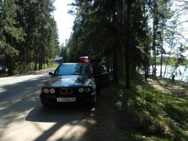 BMW 5-Series 1993 отзыв автора | Дата публикации 11.11.2014.