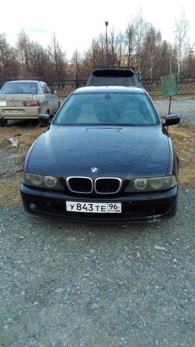 BMW 5-Series 2001 отзыв автора | Дата публикации 01.03.2015.