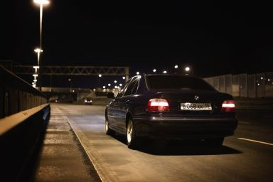 BMW 5-Series 2000 отзыв автора | Дата публикации 17.03.2015.