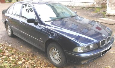 BMW 5-Series 2000 отзыв автора | Дата публикации 26.03.2015.