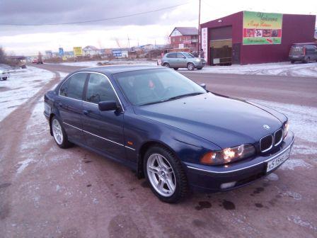BMW 5-Series 1996 - отзыв владельца
