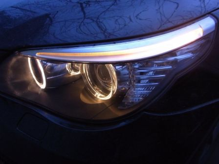 BMW 5-Series 2009 - отзыв владельца