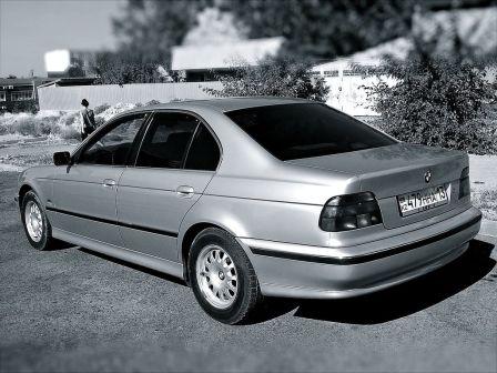 BMW 5-Series 1997 - отзыв владельца