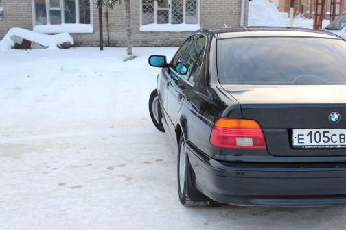 BMW 5-Series 2001 - отзыв владельца