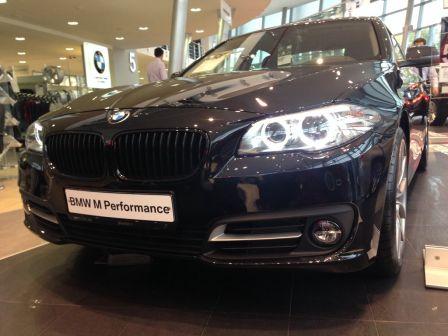 BMW 5-Series 2013 - отзыв владельца