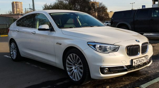 BMW 5-Series Gran Turismo 2013 - отзыв владельца