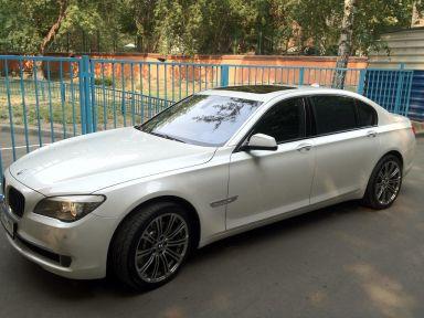BMW 7-Series, 2012