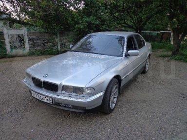 BMW 7-Series 2000 отзыв автора | Дата публикации 17.10.2013.