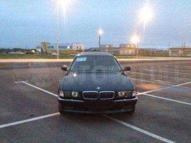 BMW 7-Series 1999 отзыв автора | Дата публикации 14.11.2013.