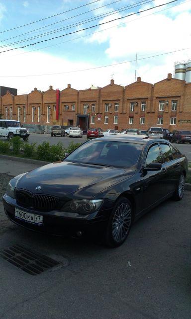 BMW 7-Series, 2006