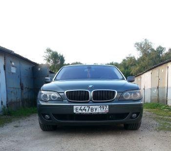 BMW 7-Series 2007 отзыв автора | Дата публикации 17.10.2014.