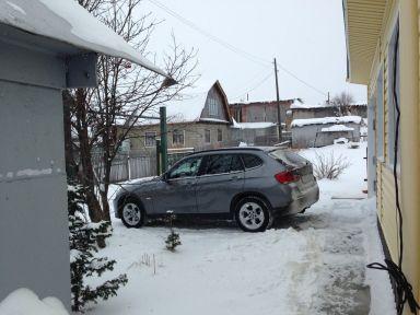 BMW X1 2011 отзыв автора | Дата публикации 19.03.2015.