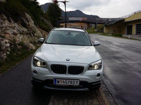 BMW X1 2014 - отзыв владельца