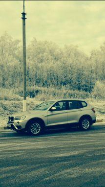 BMW X3, 2014