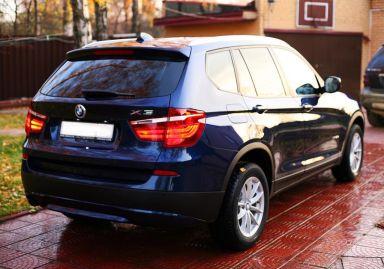 BMW X3 2011 отзыв автора | Дата публикации 29.11.2013.