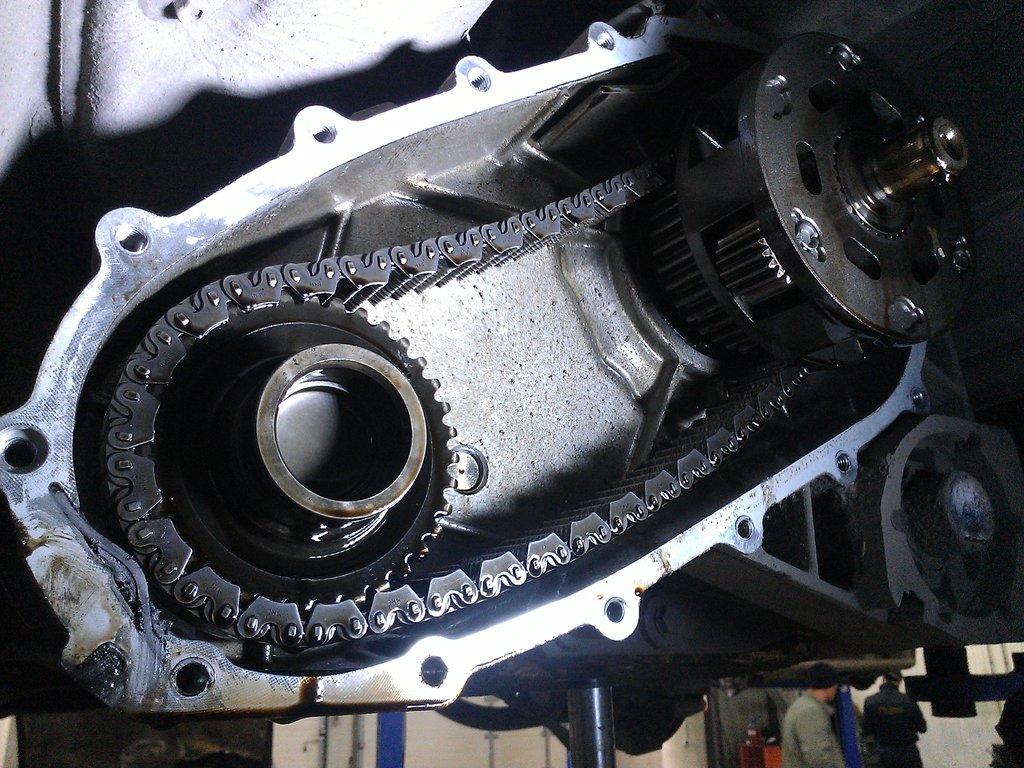 Замена заднего тормозного цилиндра киа