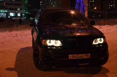 BMW X5 2004 отзыв автора | Дата публикации 05.09.2013.