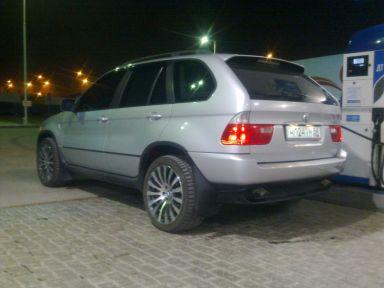 BMW X5 2004 отзыв автора | Дата публикации 03.10.2013.