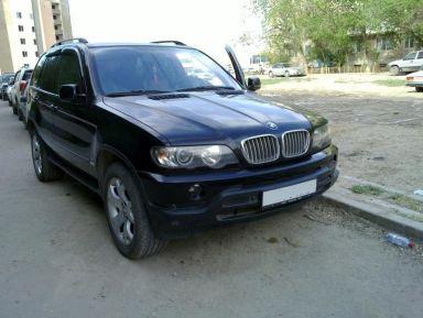 BMW X5 2003 отзыв автора | Дата публикации 17.12.2013.