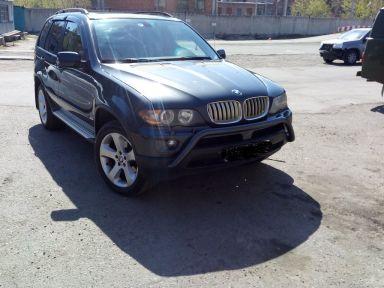BMW X5 2004 отзыв автора | Дата публикации 03.05.2014.