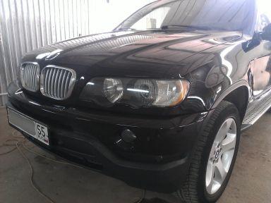 BMW X5 2001 отзыв автора | Дата публикации 10.06.2014.