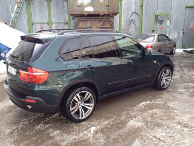 BMW X5 2007 отзыв автора | Дата публикации 21.03.2015.