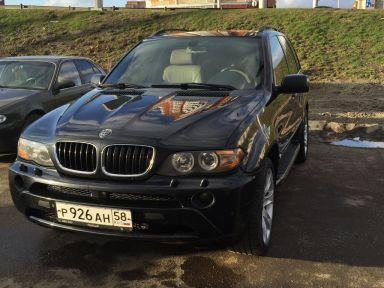 BMW X5 2005 отзыв автора | Дата публикации 28.04.2015.