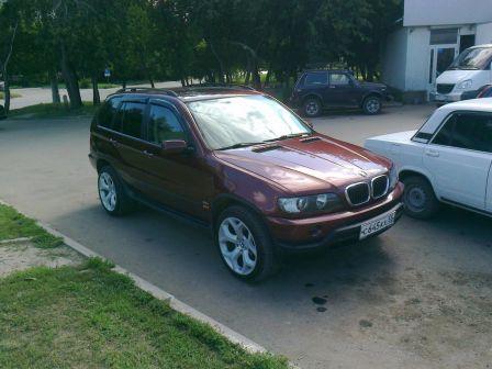 BMW X5 2000 - отзыв владельца