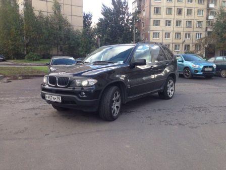 BMW X5 2005 - отзыв владельца