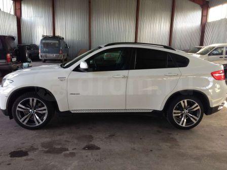 BMW X6 2009 - отзыв владельца