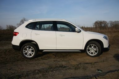 Brilliance V5, 2014