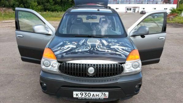 Buick Rendezvous 2002 - отзыв владельца