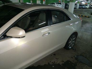 Cadillac ATS, 2013