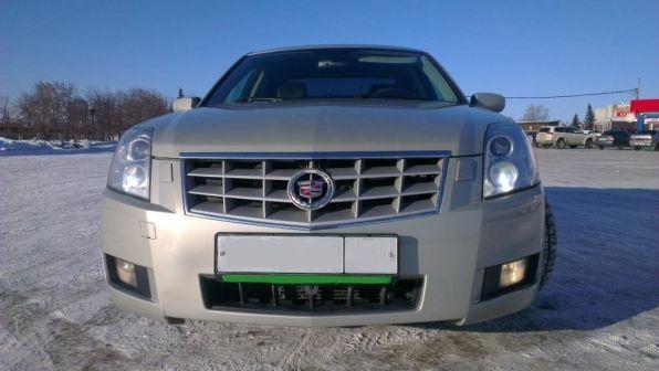 Cadillac BLS 2007 - отзыв владельца