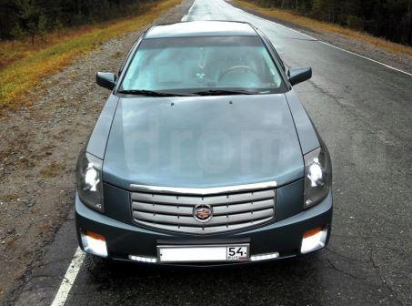 Cadillac CTS 2005 - отзыв владельца