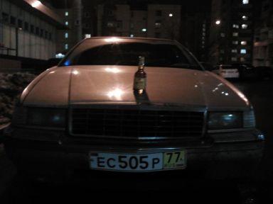 Cadillac Eldorado, 1992