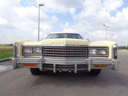 Cadillac Eldorado 1978 - отзыв владельца